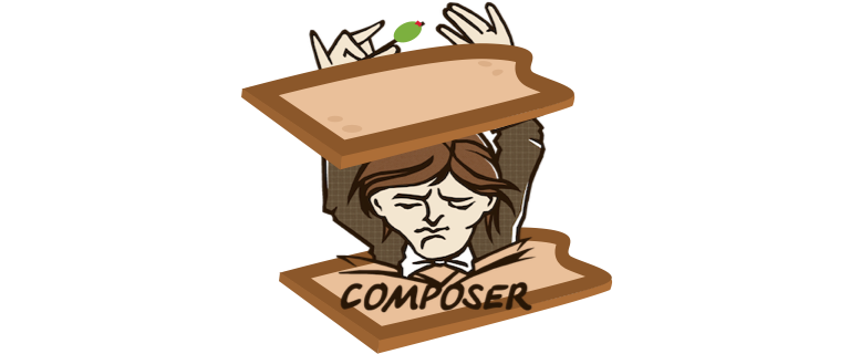 "Update your Docs for ""composer require"", then Celebrate with a Sandwich"