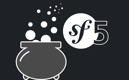 Charming Development in Symfony 5