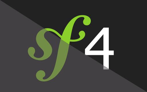 Upgrade to Symfony4 and Flex!